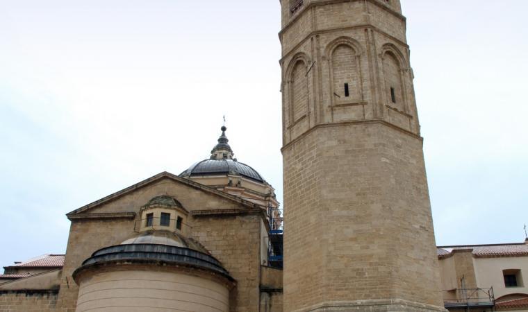 Duomo di Oristano, esterno
