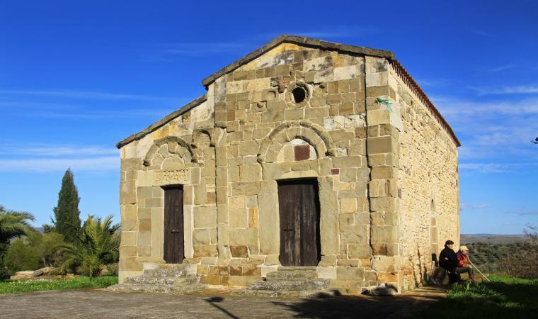 Chiesa san Michele - Siddi
