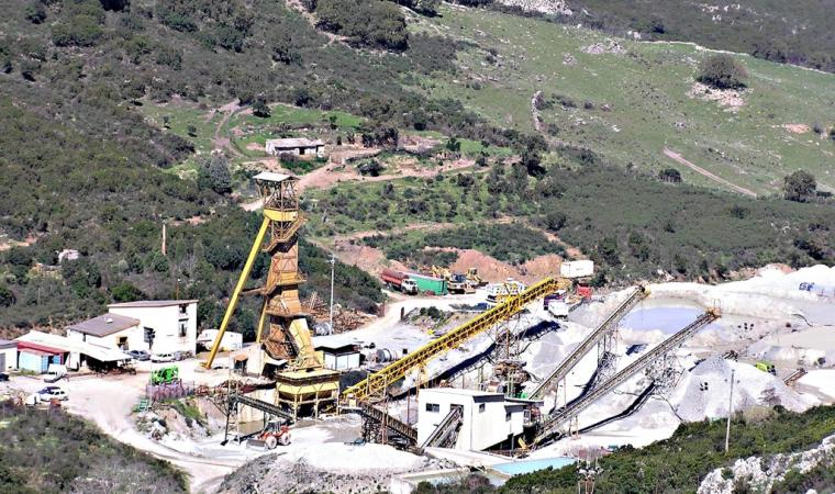 Miniera di Silius
