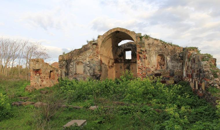 Chiesa di san Nicolò di Mira - Simaxis