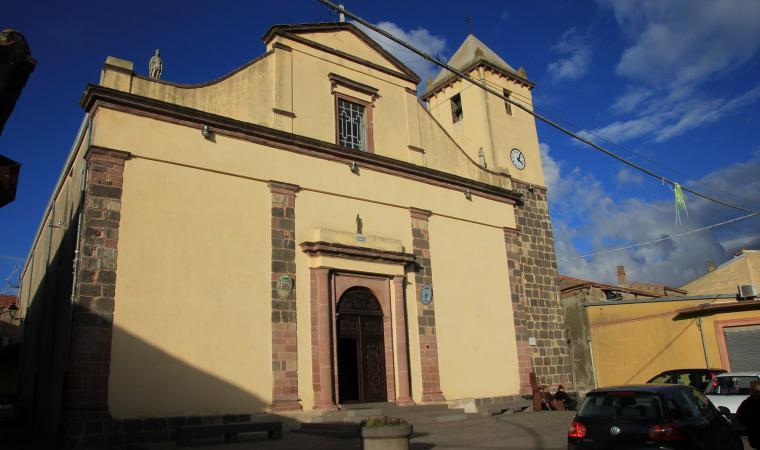 Chiesa del Rosario - Sindia
