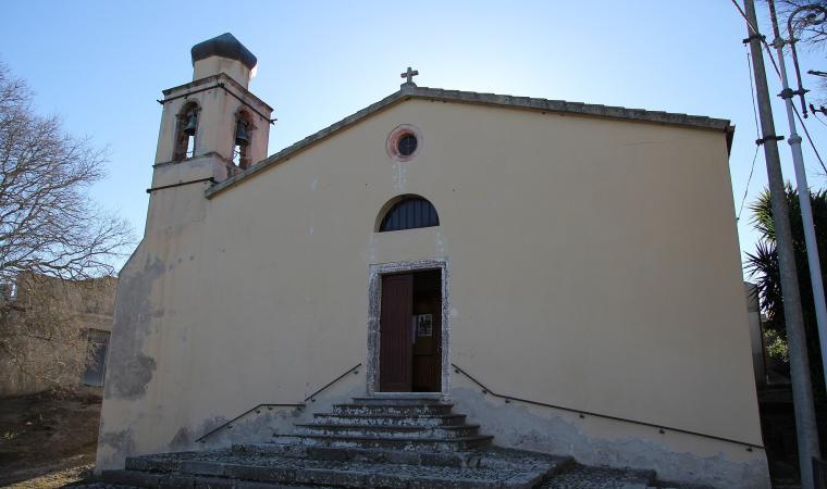 Chiesa parrocchiale dello Spirito Santo - Soddì