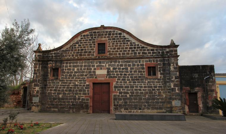 Chiesa delle Anime - Solarussa