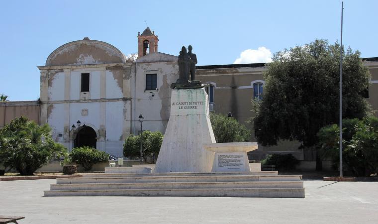 Monumento ai Caduti  - Sorso