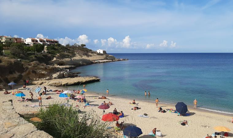 Spiaggia Balai - Porto To