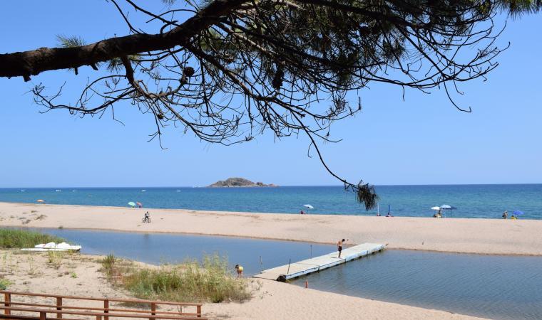 Spiaggia di Lotzorai-Girasole