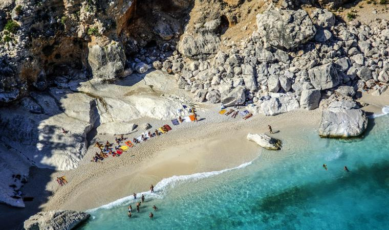 Spiaggia Golorizé