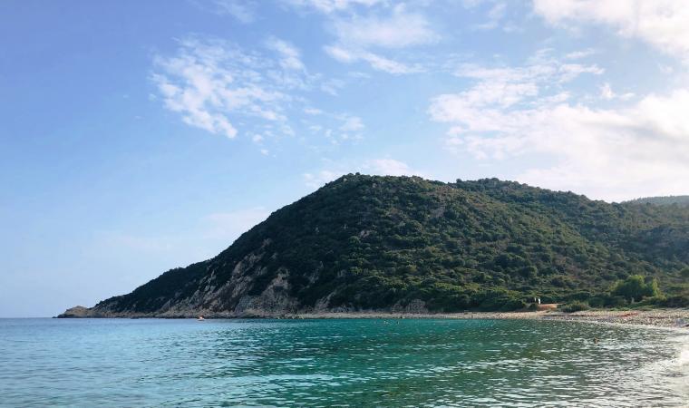 Spiaggia su Sirboni - marina di Gairo - Gairo Sant'Elena