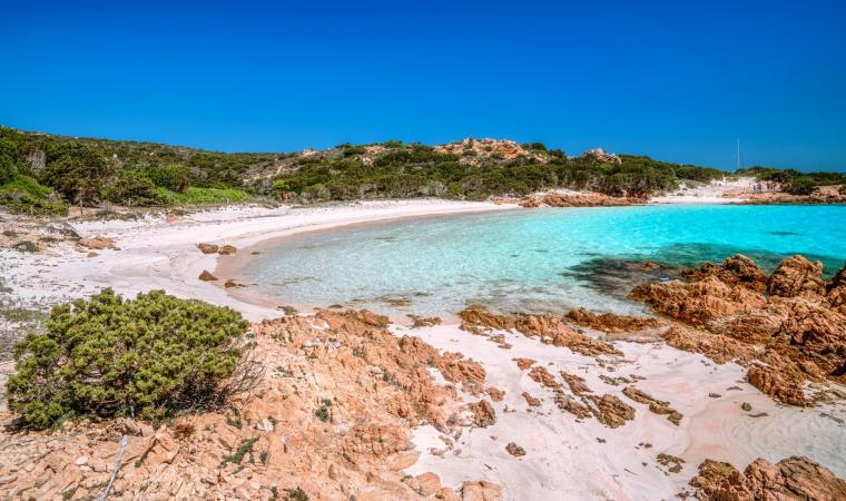 Spiaggia Rosa - Budelli - Arcipelago della Maddalena