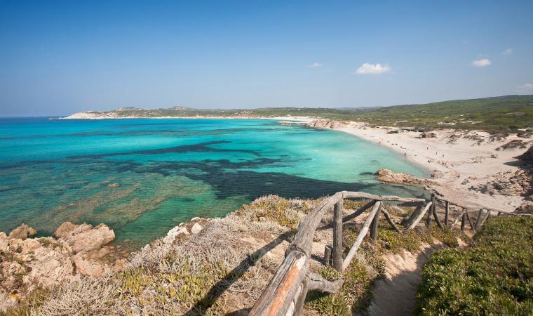 Spiaggia Rena Majori - Aglientu