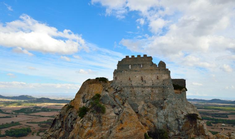 Castello di Acquafredda - Siliqua