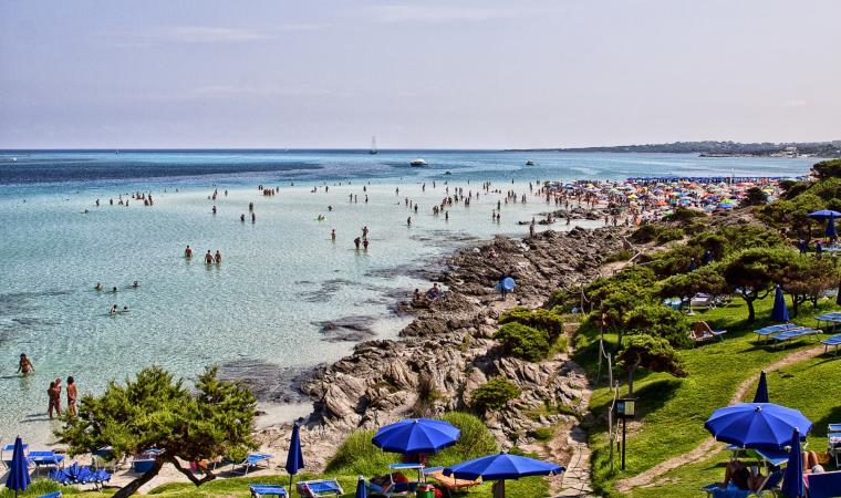 Spiaggia La Pelosetta - Stintino
