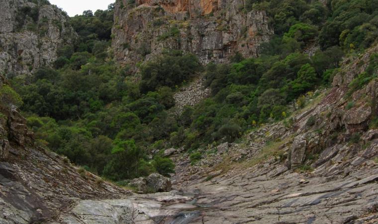 Villacidro - cascate