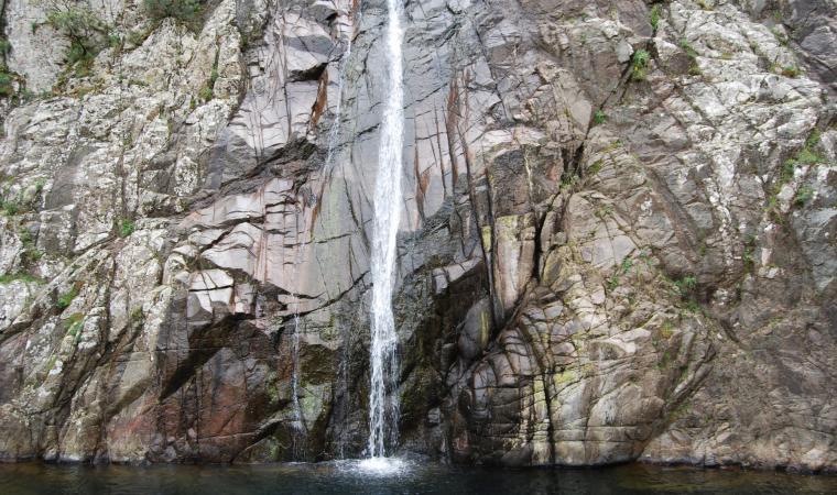 Cascata sa Spendula - Villacidro