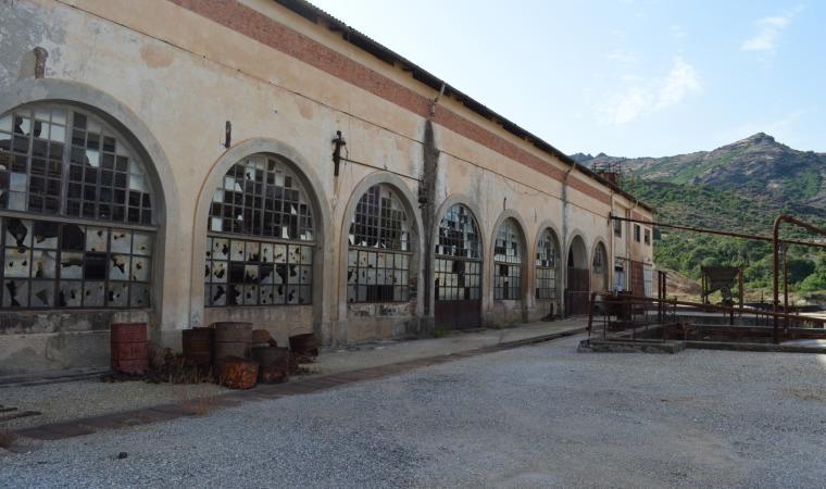 Miniera di Montevecchio - Guspini