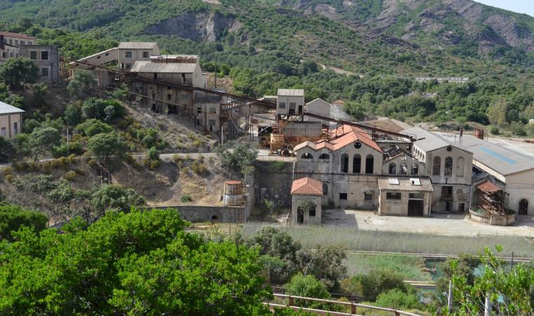 Miniera Montevecchio - Guspini