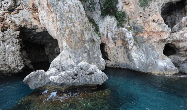 Grotta dei Cormorani - Baunei