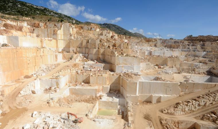 Cava di marmo - Orosei