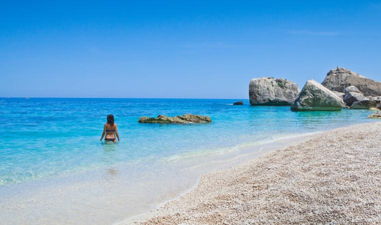 Spiaggia in Ogliastra - Baunei