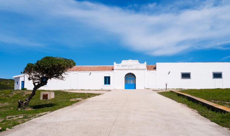 Parco Nazionale dell'Asinara, carceri - Stintino