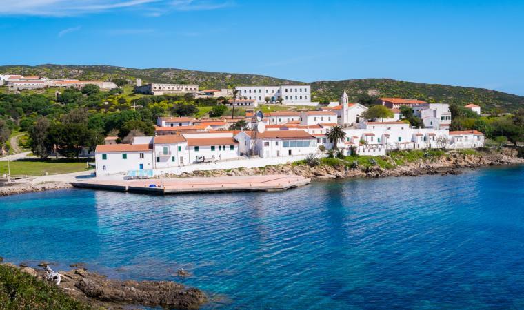 Cala Oliva, Asinara - Stintino