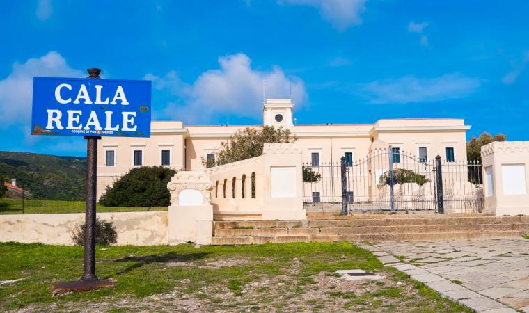 Parco Nazionale dell'Asinara, Cala Reale - Stintino