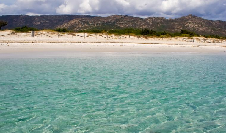 Spiaggia La Cinta - San Teodoro