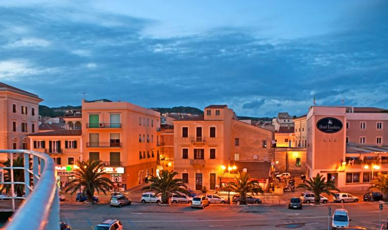 La Maddalena - by night