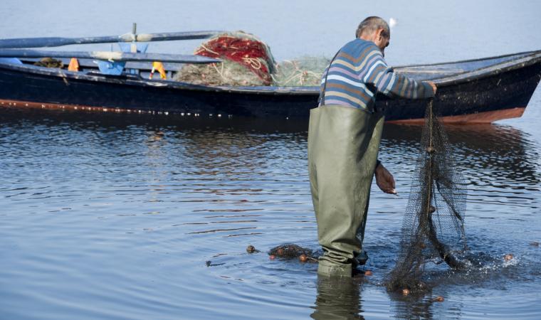 Sant'Antioco - pescatori