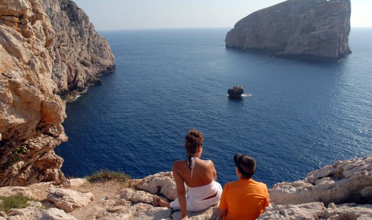 Capo Caccia, Isola Foradadda - Alghero