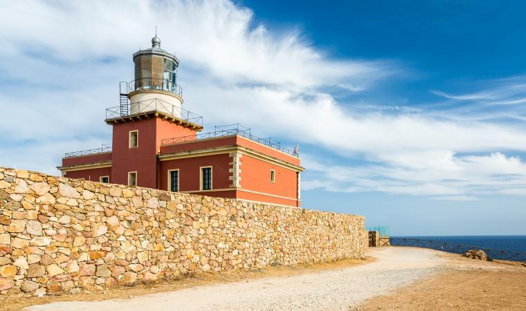 Capo Spartivento - Faro - Chia