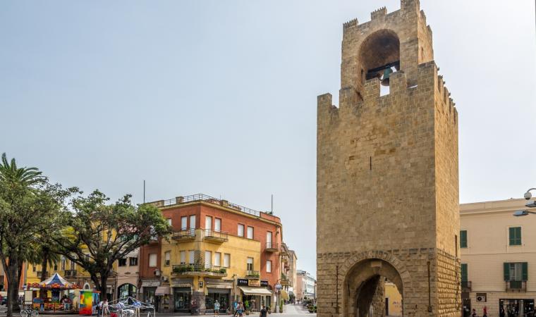 Torre di San Cristoforo - Oristano