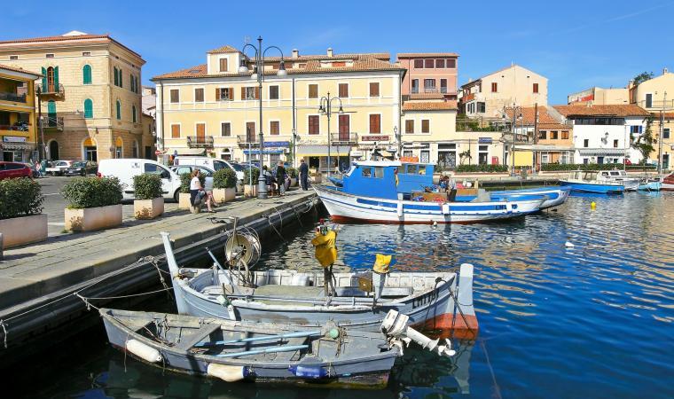 Porto di La Maddalena