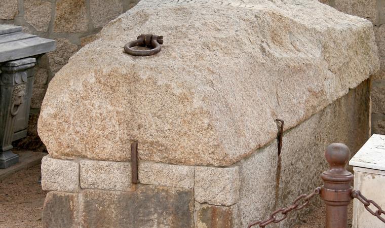 Caprera - Tomba di Garibaldi - La Maddalena