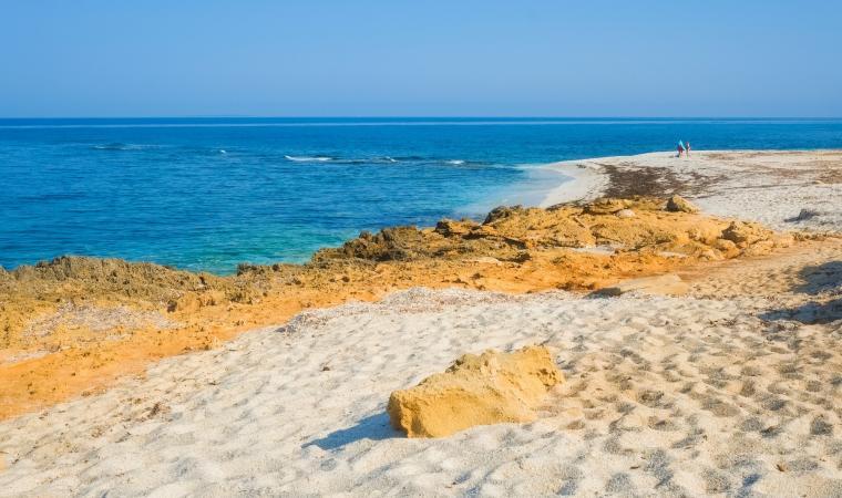 Spiaggia Mari Ermi - Sinis