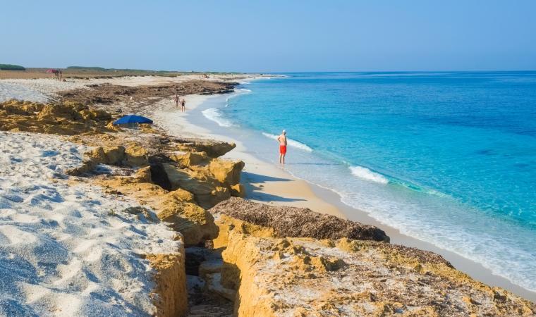 Spiaggia Mariermi - Sinis