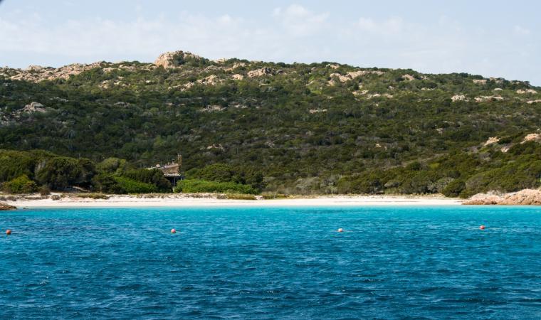 Spiaggia Rosa - Isola di Budelli - La Maddalena
