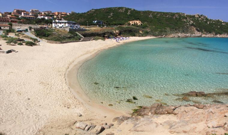 Spiaggia di Rena Bianca - Santa Teresa di Gallura