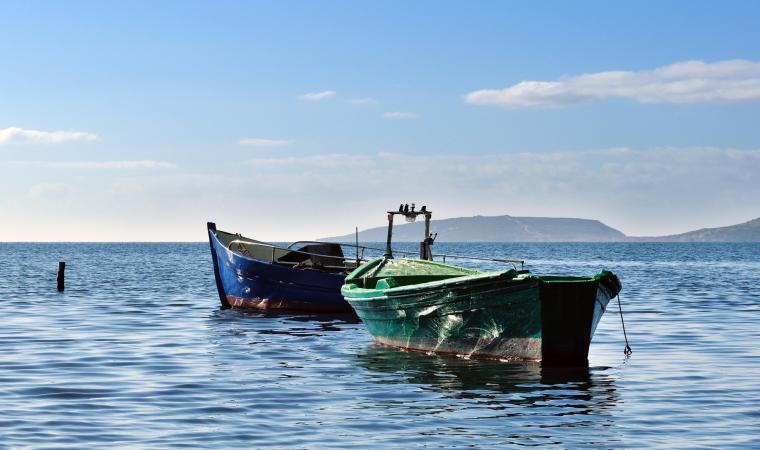 Laguna di Marceddì - Golfo di Oristano