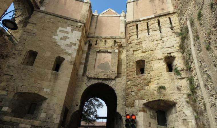 Porta di San Pancrazio - Cagliari