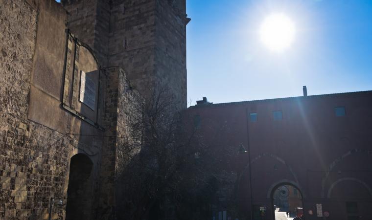 Torre san Pancrazio - Castello