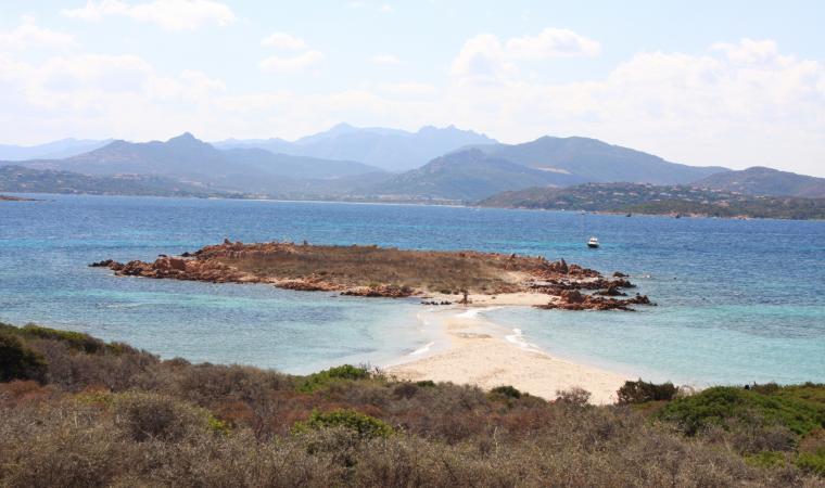 Isola di Tavolara, spiaggia del Passetto