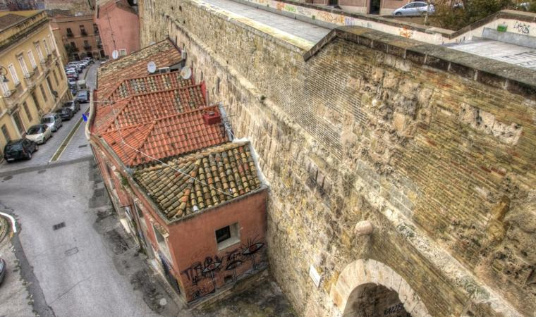 Fortificazioni di Cagliari  - Castello