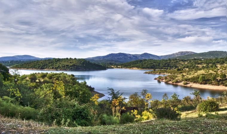 Lago Coghinas -