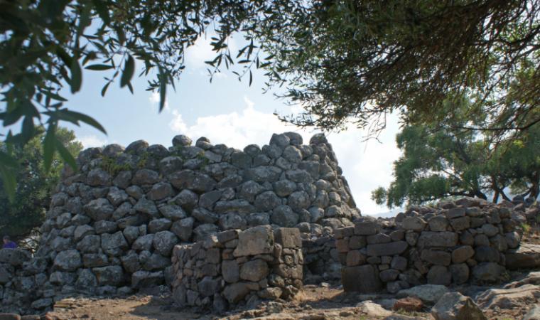 Nuraghe Mannu - Dorgali
