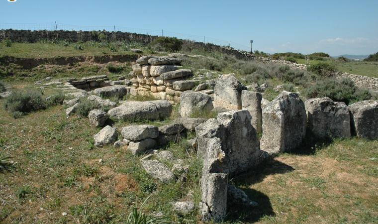 Tomba di Giganti Aiodda - Nurallao