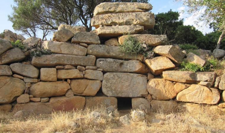 Barrancu Mannu, tomba di giganti - Santadi