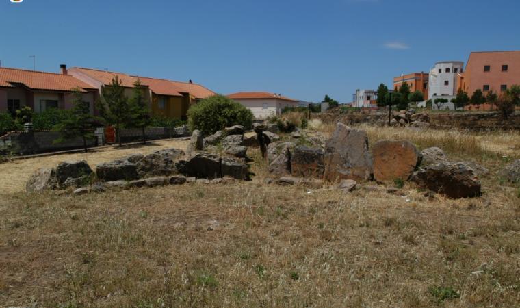 Palatu, tomba di Giganti - Birori
