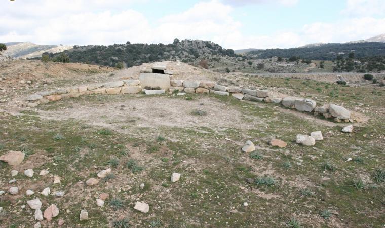 Tomba di Giganti Troculu - Belvi/Lanusei