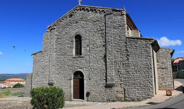 Chiesa di san Francesco - Tempio Pausania